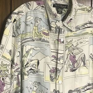 Tori Richard Honolulu Hawaiian Shirt